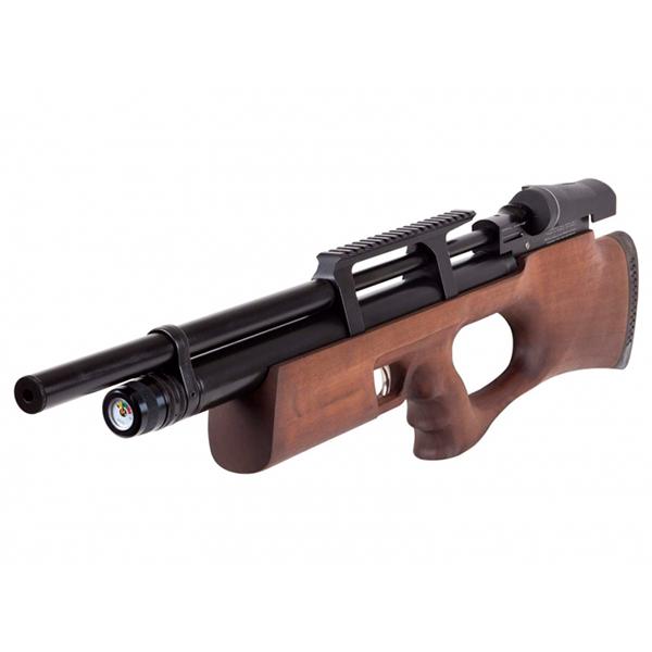 Carabina PCP KRAL Breaker Silent madera 3