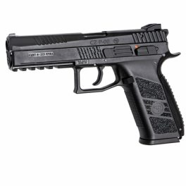Pistola CZ P-09 Negra -6 mm GBB / Co2