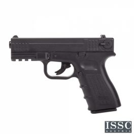 Pistola ISSC M22 WE-Tech GEN-4 Negro - 6 mm GBB