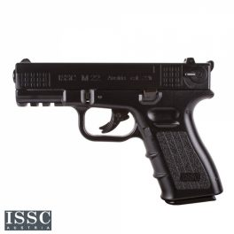 Pistola ISSC M22 WG Negro - 6 mm Co2