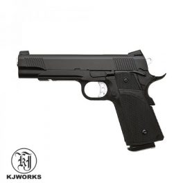 Pistola KJWorks KP-05 Full Metal - 6 mm Gas