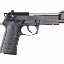 Pistola M9 Negra Elite EIA Full Metal - 6 mm GBB