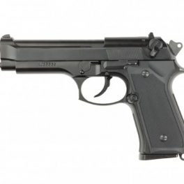 Pistola M9 Negra Full Metal - 6 mm GBB