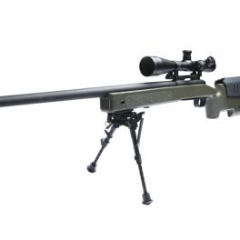 Rifle M40A3 Sniper Airsoft ASG McMillan ODC Proline VFC - 6 mm Muelle