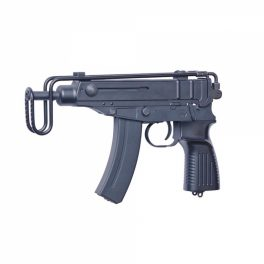 Pistola-Rifle VZ61 Scorpion Black - 6 mm AEG