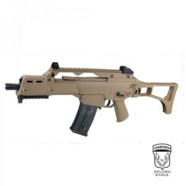 Subfusil Golden Eagle G36 C- Tan - 6 mm AEG