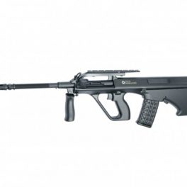 Subfusil Steyr AUG A2 DiscoveryLine v.3 con culata - 6 mm AEG