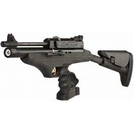 Pistola hatsan pcp mod. at-p2, depósito de 50 cc.
