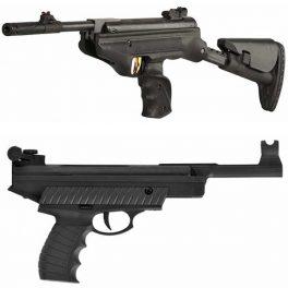 Pistolas muelle