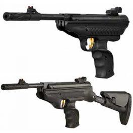 Pistolas pistón gas