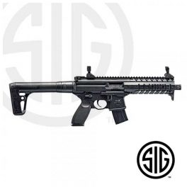 Subfusil Sig Sauer MPX ASP Black Co2
