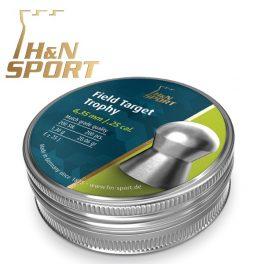 Balines H&N Field Target Trophy - 1,3g lata 200 unid. 6,35mm