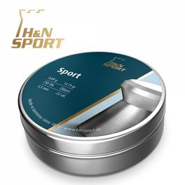Balines H&N Sport NEW 0,89g lata 250 unid. 5,5 mm
