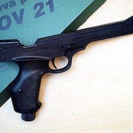 Pistola Co2 Drulov Lov 21