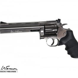 "Revolver Dan Wesson 715 6"" Steel Grey, 6 mm Co2"