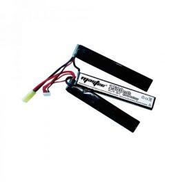 Batería Li-Po ZASDAR 11´1 V 1500 mAh 20C - 3 sticks (7 x 21 x 126 mm)