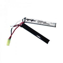 Batería Li-Po ZASDAR 7,4 V 1300 mAh 15C