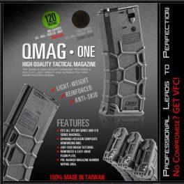 Cargador QRS Vega Force Mid-Cap AEG - 6mm VFC