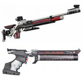 Armas de competición