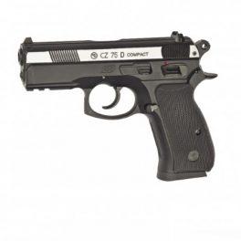 pistola CZ 75D Compact Duotone corredera metálicaCZ 75D Compact Duotone corredera metálica