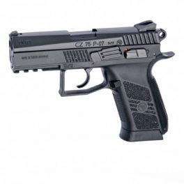 Pistola CZ 75 P-07 DUTY - 4,5 mm Co2 Bbs Acero