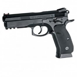 Pistola CZ SP-01 SHADOW -No Blow-Black 4,5 mm Co2 Bbs Acero