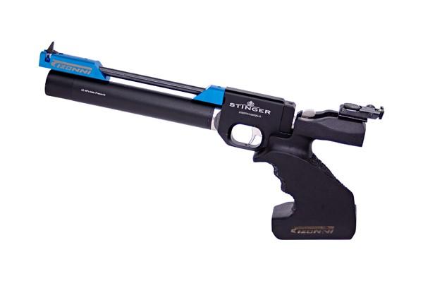 Pistola PCP Tizonni PP700 Cacha Fija Negro