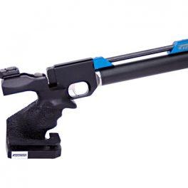 Pistola PCP Tizonni PP700 Cacha Basculante Negro-Azul