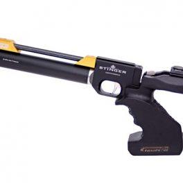 Pistola PCP Tizonni PP700 Cacha Fija Negra-Oro