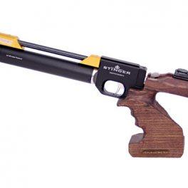 Pistola PCP Tizonni PP700 Cacha Fija Nogal-Oro