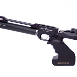 Pistola PCP Tizonni PP700 Cacha Fija Negro-Negro