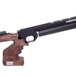 Pistola PCP Tizonni PP700 Rail Negro Cacha Fija Nogal