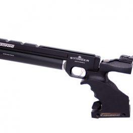 Pistola PCP Tizonni PP700 Rail Negro Cacha Basculante Negra