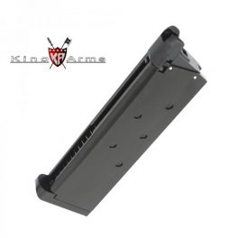 Cargador GBB KING ARMS 1911 - 20 tiros - 6 mm ( Gas )