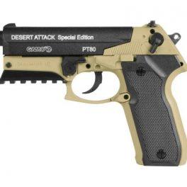 Pistola Gamo PT-80 Desert Attack Cal. 4´5 mm