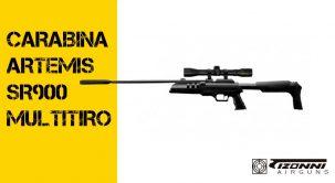 Carabina Artemis SR900 Multitiro