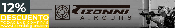 Descuento para Profesionales Airsof, tiendas de aire comprimido