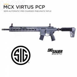 Carabina Sig Sauer MCX Virtus PCP Semi-Automática