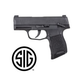 Pistola-Sig-Sauer-P365-CO2-4,5-mm Bbs- Blowback