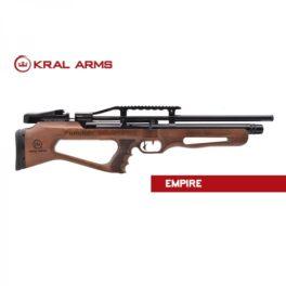 Carabina-PCP-KRAL-Puncher Empire-madera-cal.-5,5-mm