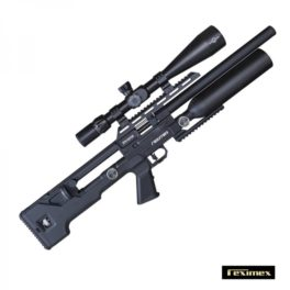 Carabina-PCP-Reximex-Throne calibre-5,5-mm.-Sintética-Negro